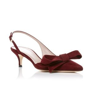 NEW Aerin Pointed Toe Sling Back Pump